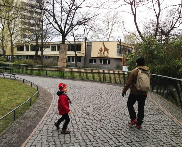 Berlim, Alemanha, Zoológico, Crianças – Foto Nathalia Molina @ComoViaja