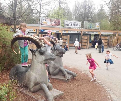 Munique, Alemanha, Zoológico, Crianças, Hellabrunn – Foto Nathalia Molina @ComoViaja (68)