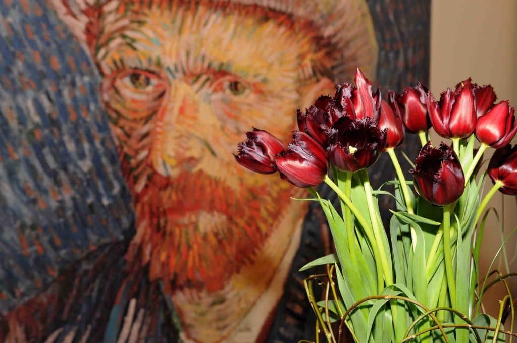 Keukenhof, Van Gogh, Holanda, Flores - Foto Divulgação