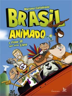 Livro Brasil Animado - Foto Reprodução