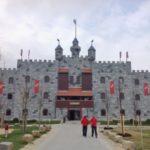 Hotel Legoland na Alemanha: dormindo num castelo